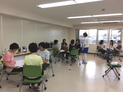 ホリスティックヘルス塾・セミナー・ リトリート